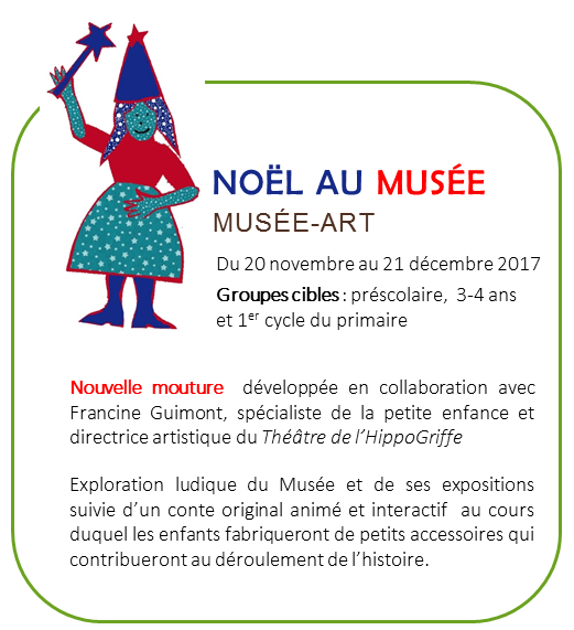 Noël au Musée