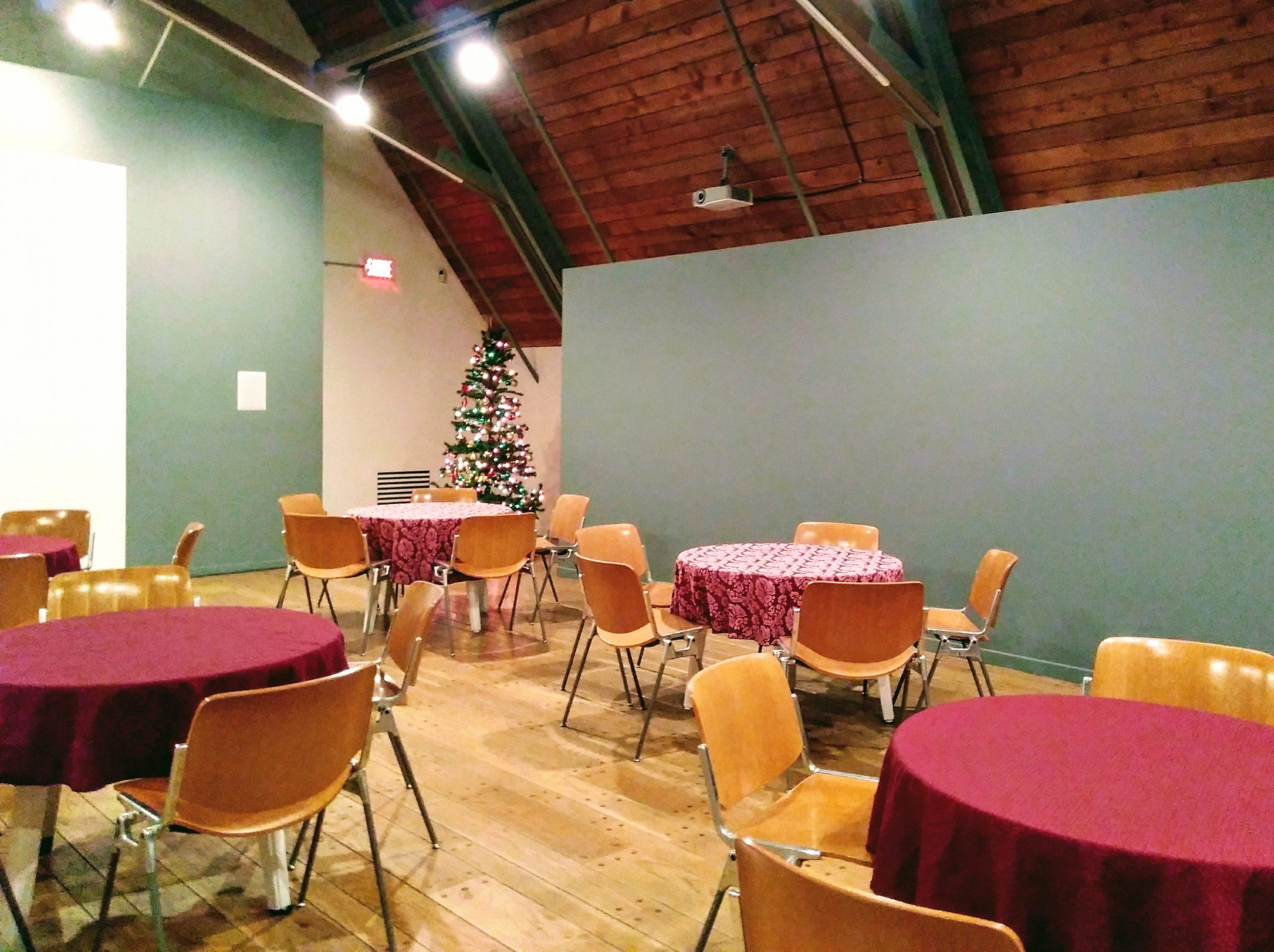salle et chaises location de salle